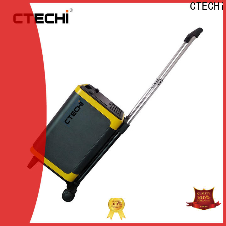 CTECHi portable power station customized for outdoor