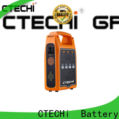 certificated best camping power station factory for camping