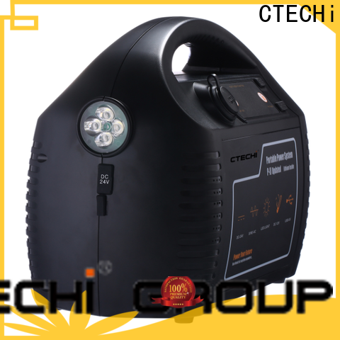 CTECHi quality camping power station personalized for hospital