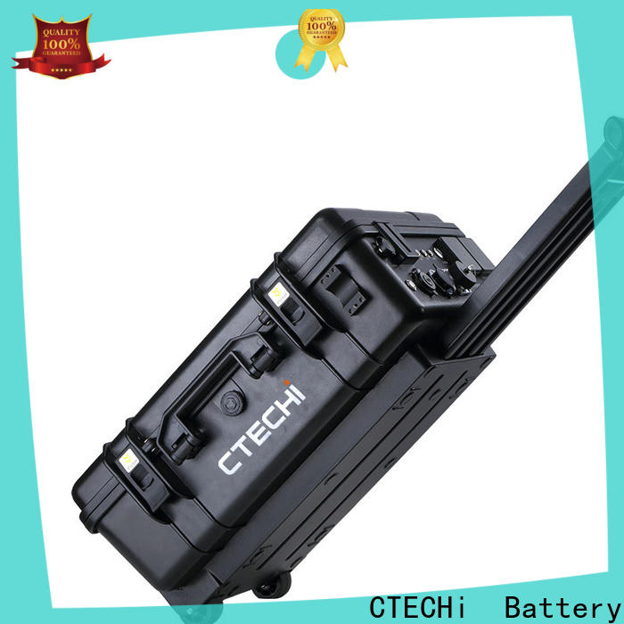 CTECHi stable 1500w power station personalized for outdoor