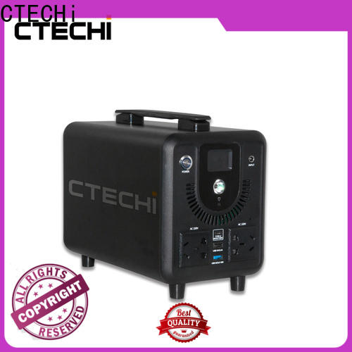CTECHi professional best camping power station customized for commercial