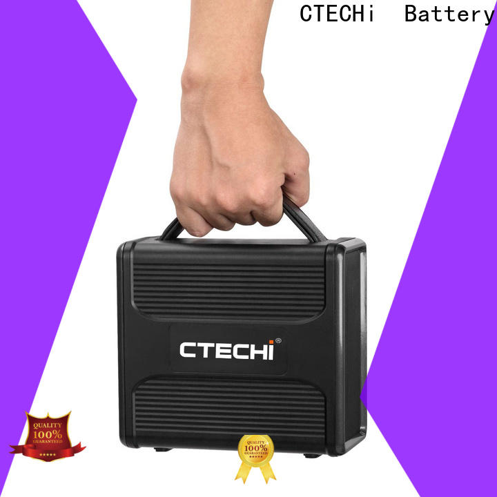 CTECHi 1500w power station customized for camping
