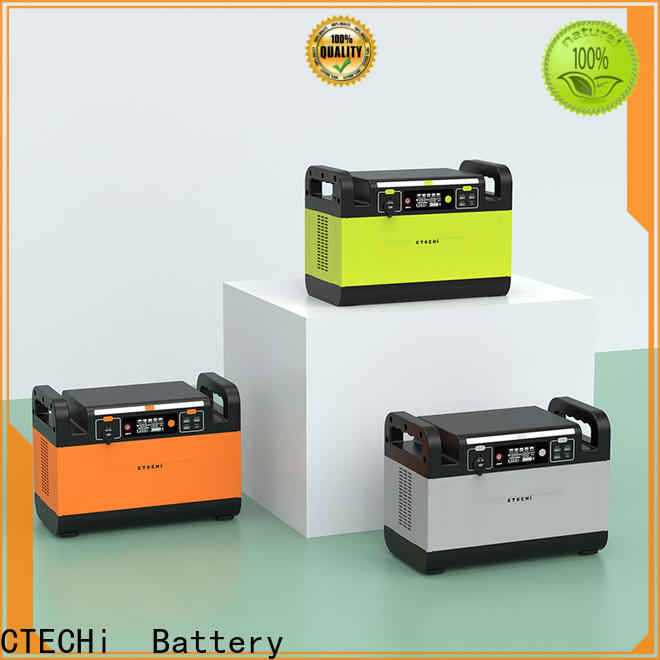 professional portable solar power station customized for back up