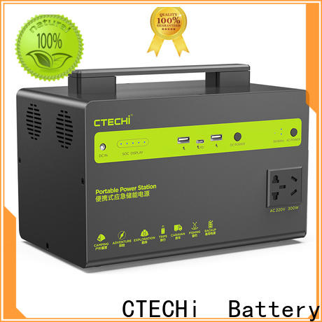 sturdy portable solar power station factory for commercial