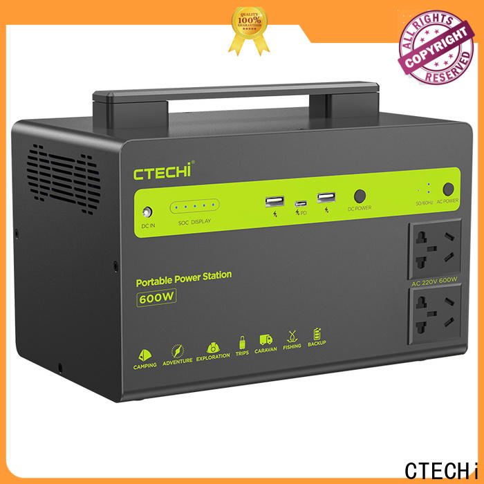 CTECHi best power station customized for hospital