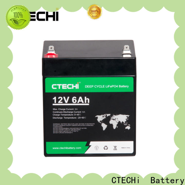 CTECHi high quality lifep04 battery pack manufacturer for Cleaning Machine
