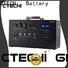 CTECHi 74v li ion battery pack design for camera