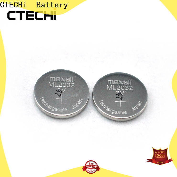 CTECHi charging rechargeable button cell batteries wholesale for calculator