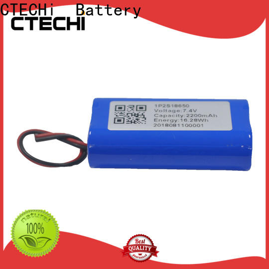 CTECHi lithium ion rechargeable battery supplier for drones