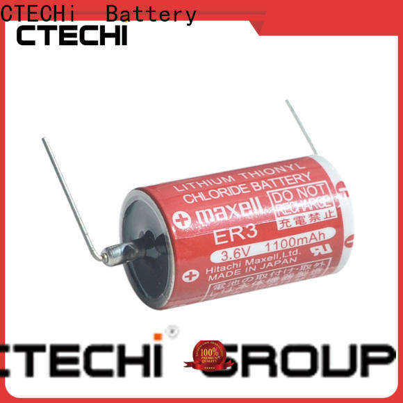 CTECHi maxell lithium battery manufacturer for smart meter
