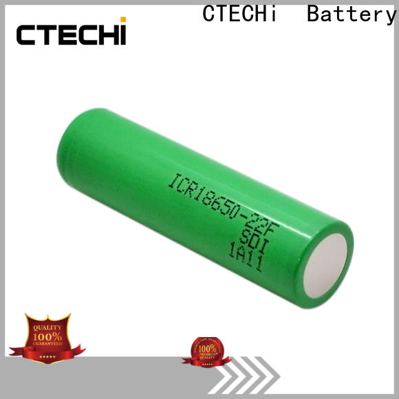 CTECHi samsung rechargeable battery personalized for flashlight