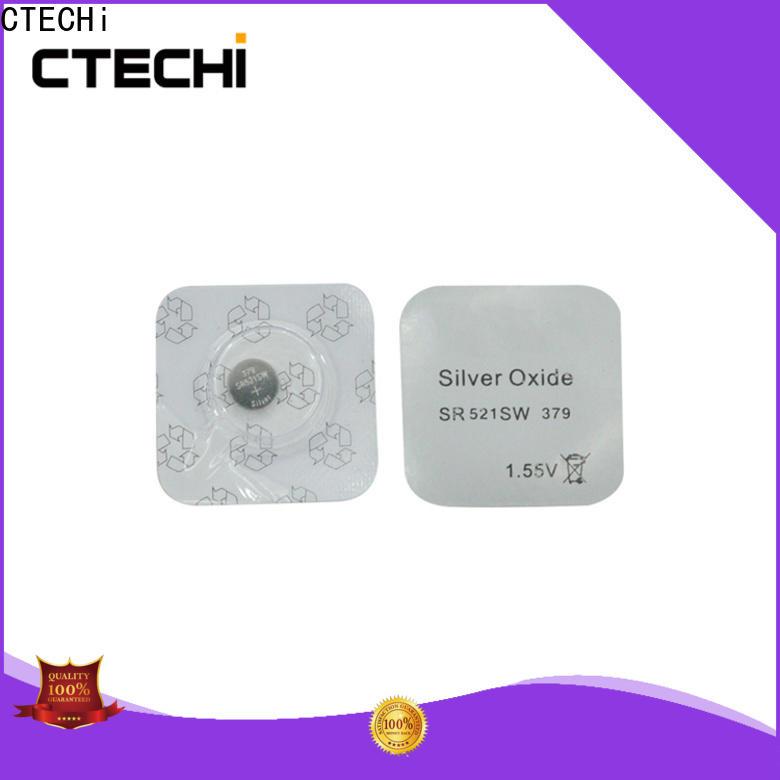 CTECHi button watch battery manufacturer for watch