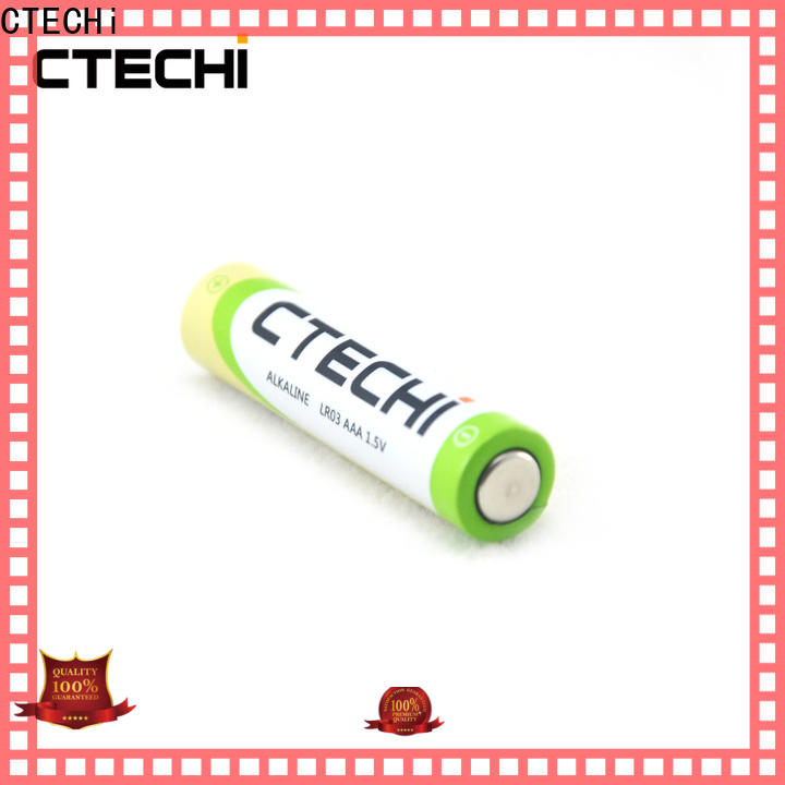 CTECHi best recharge alkaline batteries series for digital products