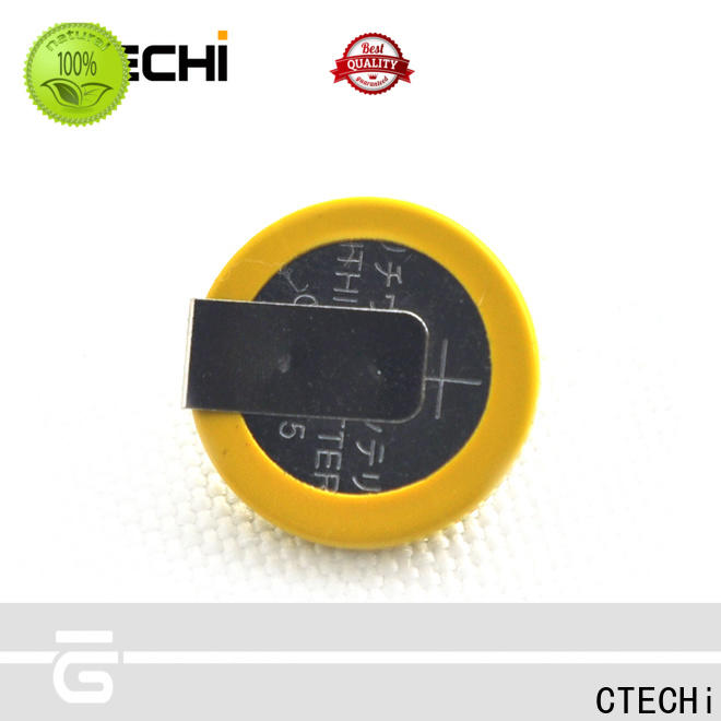 CTECHi miniature lithium coin battery supplier for instrument