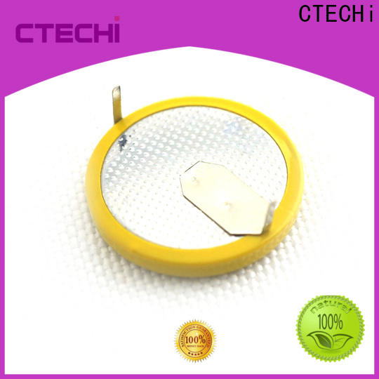 small coin cell battery customized for camera