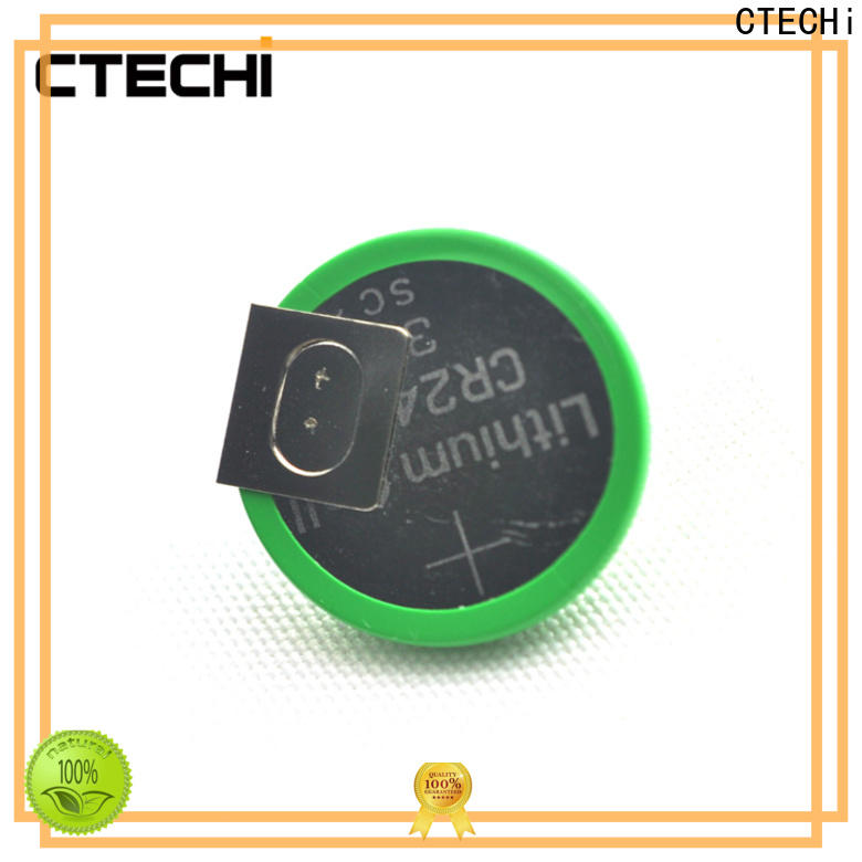 CTECHi electric lithium button batteries supplier for computer