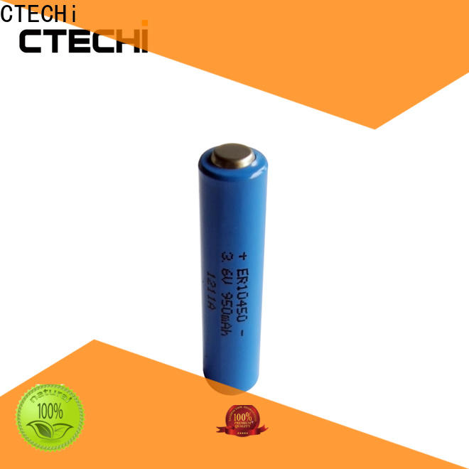 CTECHi primary batteries customized for electronic products