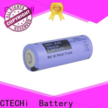 3v primary battery design for cameras