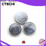 CTECHi rechargeable button cell manufacturer for household