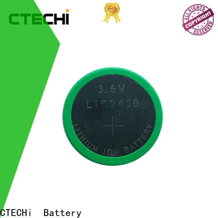 electronic rechargeable button cell wholesale for household