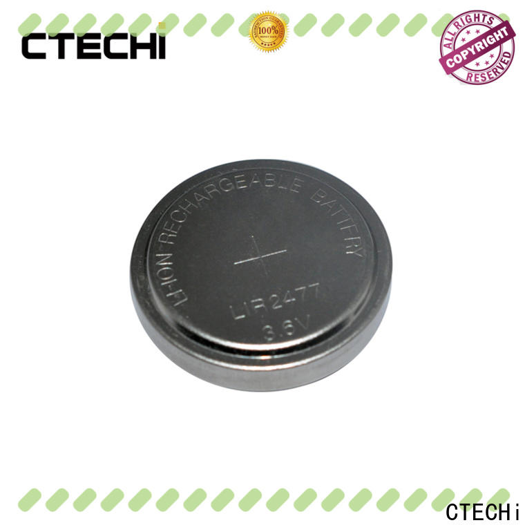charging rechargeable button cell manufacturer for car key