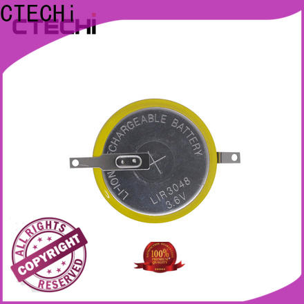 digital rechargeable cell battery factory for calculator