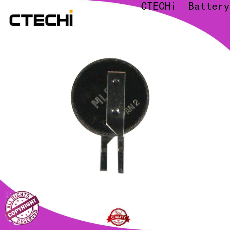 digital rechargeable cell battery manufacturer for watch