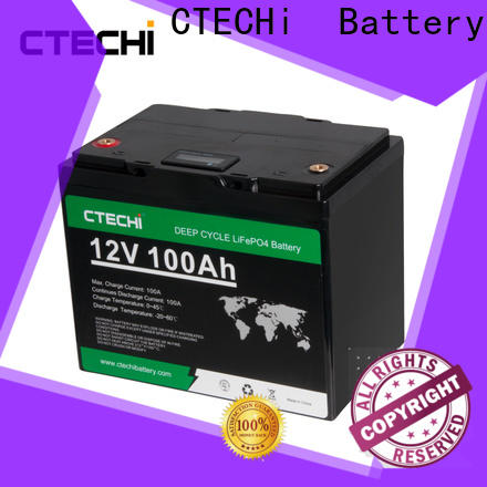CTECHi lifepo4 battery case manufacturer for AGV