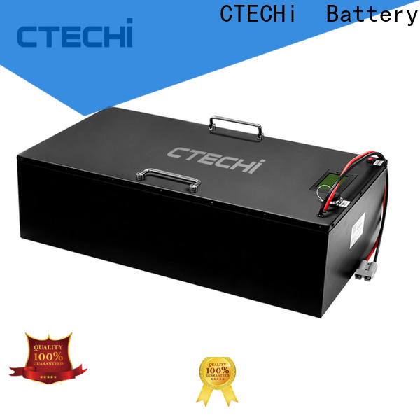 CTECHi cell battery pack factory for energy storage
