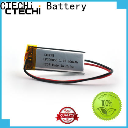 CTECHi li-polymer battery supplier for electronics device