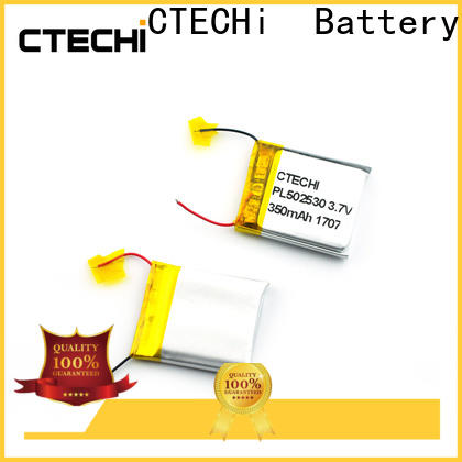smart polymer battery series for