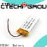 CTECHi smart polymer battery personalized for electronics device
