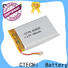 37v lithium polymer battery life customized for phone
