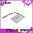CTECHi 37v lithium polymer battery 12v customized for electronics device