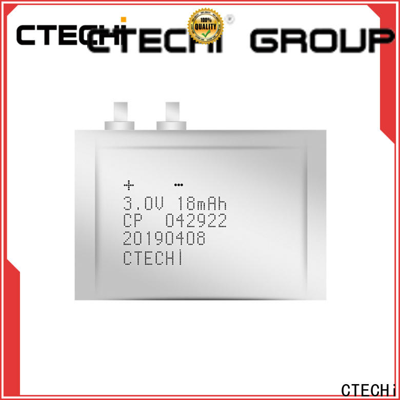 hot selling micro-thin battery manufacturer for industry