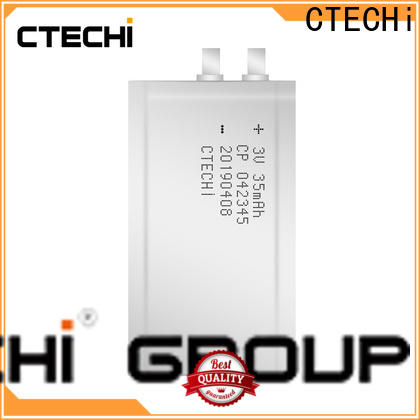 CTECHi 2200mah ultra-thin battery series for industry