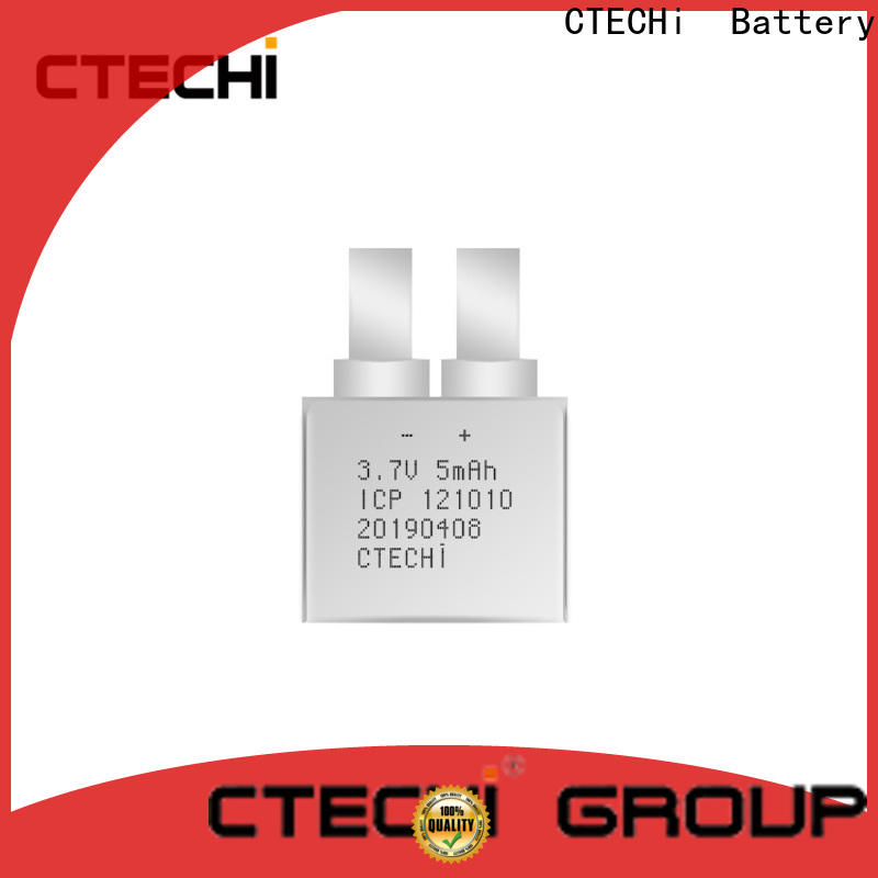 CTECHi 74v micro-thin battery series for factory