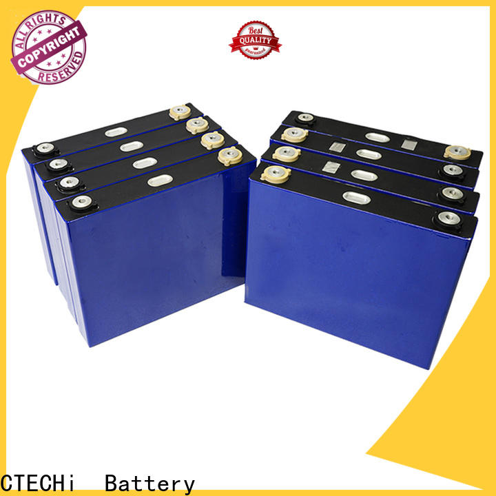 CTECHi lifepo4 battery cells personalized for golf car