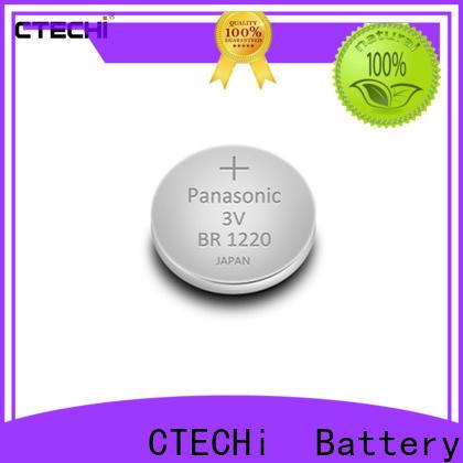 CTECHi panasonic lithium batteries supplier for flashlight