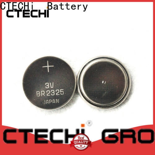 CTECHi professional panasonic lithium battery 18650 supplier for flashlight