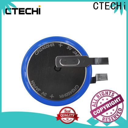 CTECHi solder tab maxell lithium battery manufacturer for smart meter