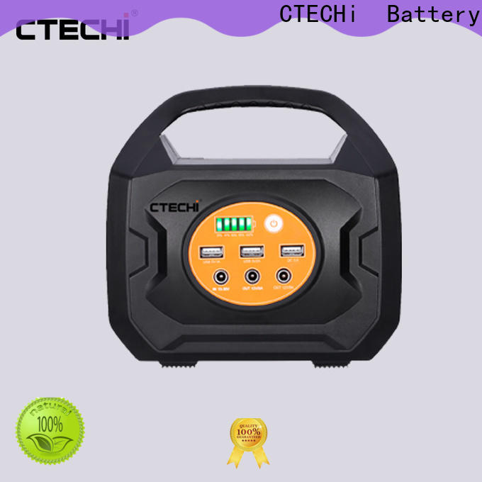CTECHi best camping power station manufacturer for household