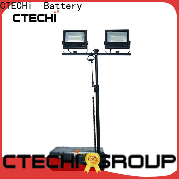 CTECHi professional lithium power station manufacturer for hospital