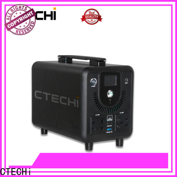 stable mobile power station manufacturer for camping