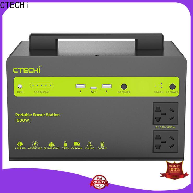stable portable power station manufacturer for back up