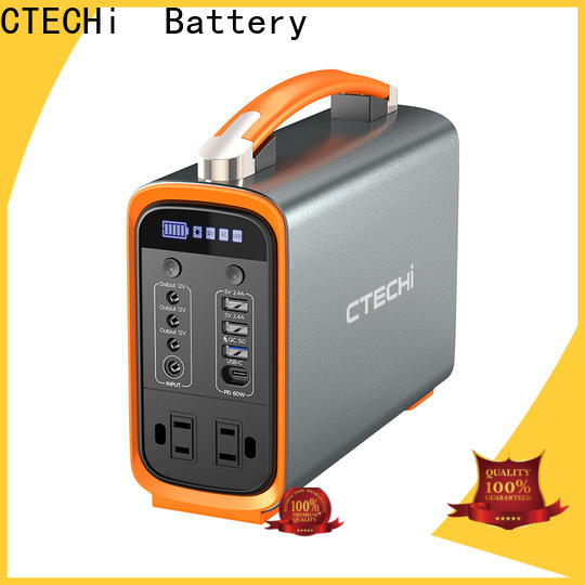 CTECHi lifepo4 power station customized for outdoor