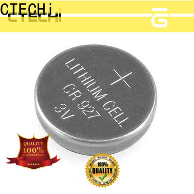 CTECHi primary coin cell battery customized for instrument