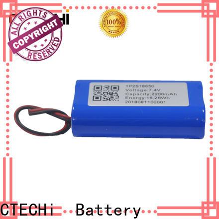 CTECHi li ion battery pack series for UAV