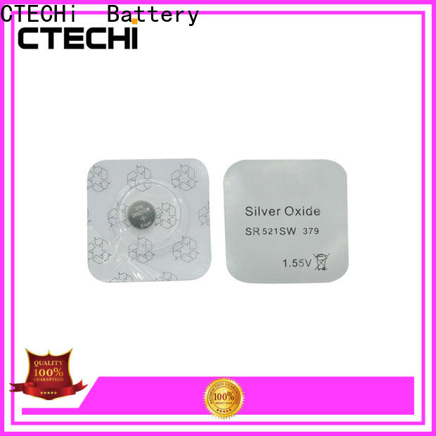CTECHi durable sliver oxide battery factory for remote key