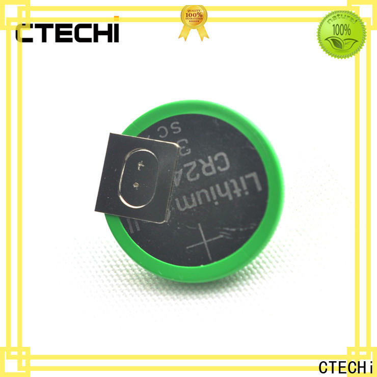 CTECHi button battery personalized for camera